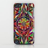 iPhone & iPod Case featuring Flower Of Life Variation by Klara Acel