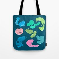 United Cats of Colour Tote Bag