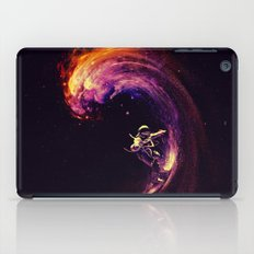 Space Surfing iPad Case