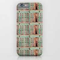 Les Volets  iPhone 6 Slim Case