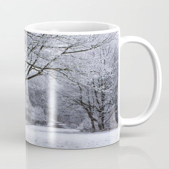 A Winters Lane Mug
