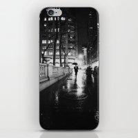New York City Noir iPhone & iPod Skin
