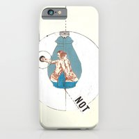 iPhone & iPod Case featuring not. by Mikey Maruszak