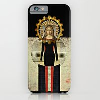 iPhone & iPod Case featuring Renaissance Madonna by Studio Judith
