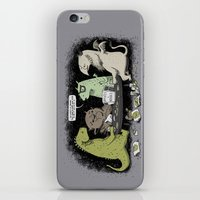 Monsters Love RPGs iPhone & iPod Skin