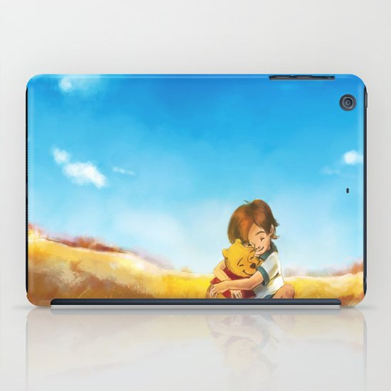 Everything is Right iPad Case