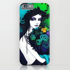 Flora the Goddess of Flowers iPhone 6 Slim Case