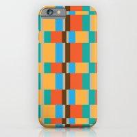 color patterns iPhone 6 Slim Case