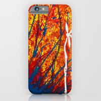 iPhone & iPod Case featuring Petal Drop by Tyler Resty