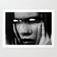 MURDER THEME#20 Art Print