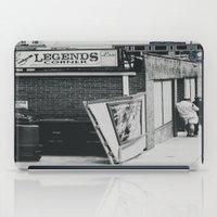 The Legends Corner iPad Case