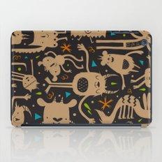 Topsy Turvy - Dark iPad Case