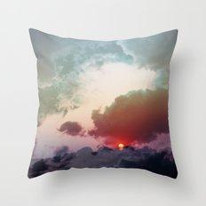 Good Morning : Good Night Throw Pillow