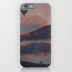 Adrift in the Mountains... iPhone 6 Slim Case