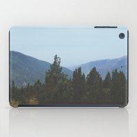 Mountain View iPad Case