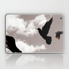 Flock of Birds Laptop & iPad Skin
