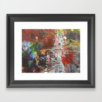 Dance Framed Art Print
