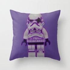 KissTrooper Paul Throw Pillow