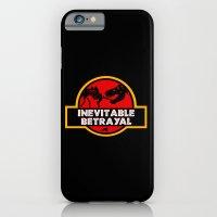 Jurassic Betrayal iPhone 6 Slim Case