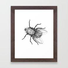 Apollonia Saintclair - L'irritation I Framed Art Print