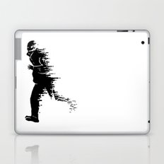 Race against time Laptop & iPad Skin