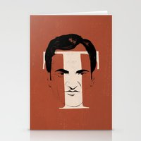 T is for Tarantino Stationery Cards