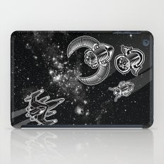 Intergalactic Pest Control iPad Case