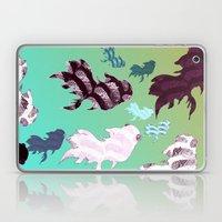Dancing Fishes Laptop & iPad Skin