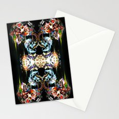 Golden Death Stationery Cards