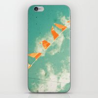 Bunting iPhone & iPod Skin