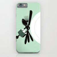 """iPhone & iPod Case featuring Glue Network Print Series """"Hunger"""" by Blaine Fontana"""