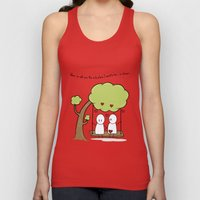 When I'm With You... Unisex Tank Top