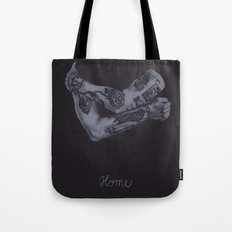 Home (Harry Styles and Louis Tomlinson) Tote Bag
