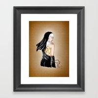RELIGARE Framed Art Print