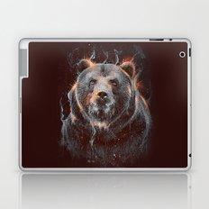 DARK BEAR Laptop & iPad Skin