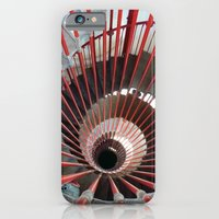 Staircase to Slovenia iPhone 6 Slim Case