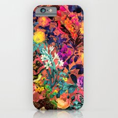 Floral And Birds II iPhone 6 Slim Case