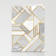 Gold City Stationery Cards