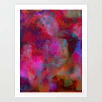 Waterscape 006 Art Print