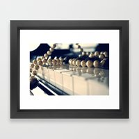 Again and Again Framed Art Print