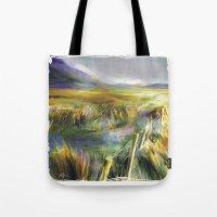 Approaching Rain - Achil… Tote Bag