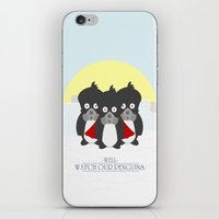 Tear Gas iPhone & iPod Skin