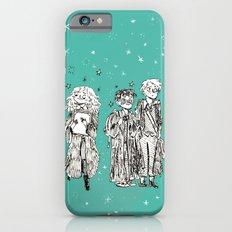 New Term at Hogwarts iPhone 6 Slim Case