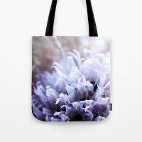 Flower Funeral Tote Bag