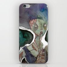 Zombie Bride iPhone & iPod Skin