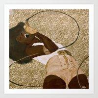 Marsha Hunt Art Print