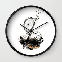 New British Film Festival Wall Clock