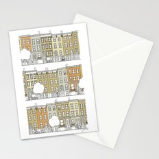 Blocks of Brooklyn (color) Stationery Cards