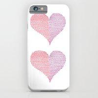 Hugs & Kisses iPhone 6 Slim Case