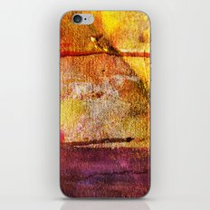 Refined by Fire iPhone & iPod Skin